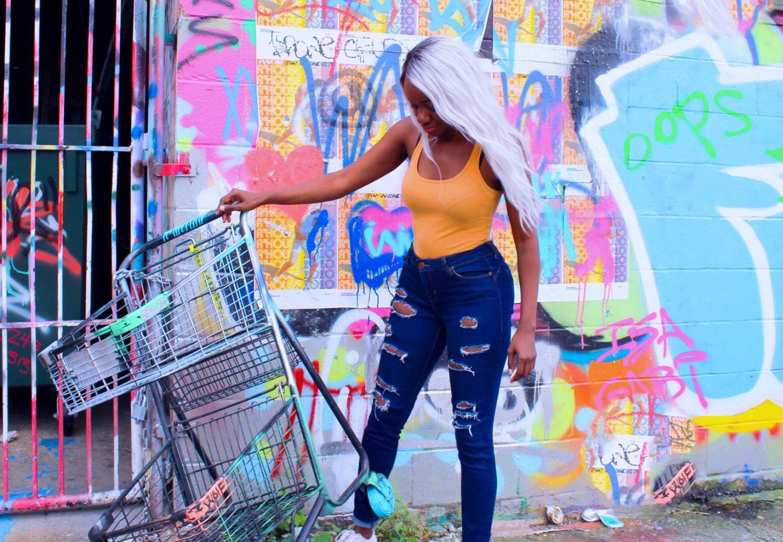 Graffiti Alley X Baltimore